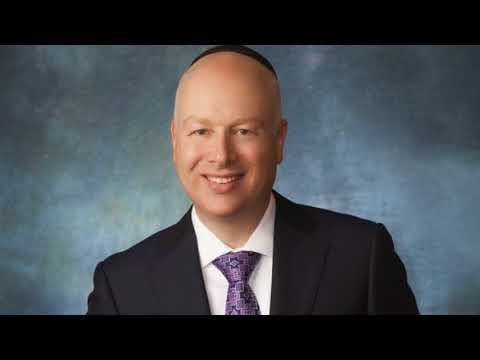 US MIDEAST ENVOY GREENBLATT BACKS ISRAEL ON PALESTINIAN UNITY DEAL