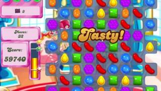 Candy Crush Saga Level 473 Collect all orders!