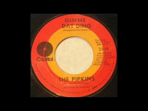 Gimme Dat Ding by The Pipkins Cover