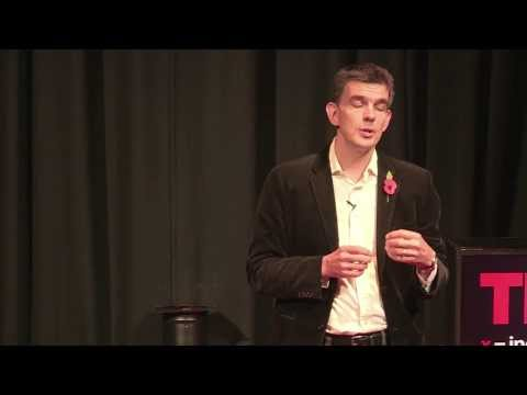 Survival of the fastest: Matt Brittin at TEDxTeddington