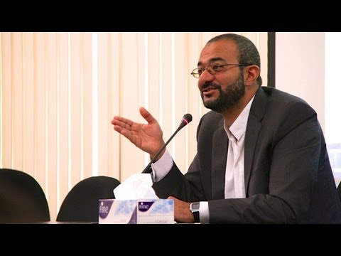 "CILE: ""Ethics in Politics: an Islamic Perspective"" Dr Jasser Auda at Qatar University ᴴᴰ"