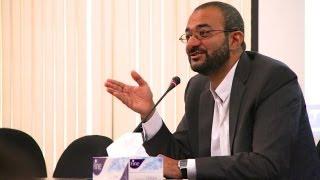 "CILE: ""Ethics in Politics: an Islamic Perspective"" Dr Jasser Auda at Qatar University ᴴᴰ"