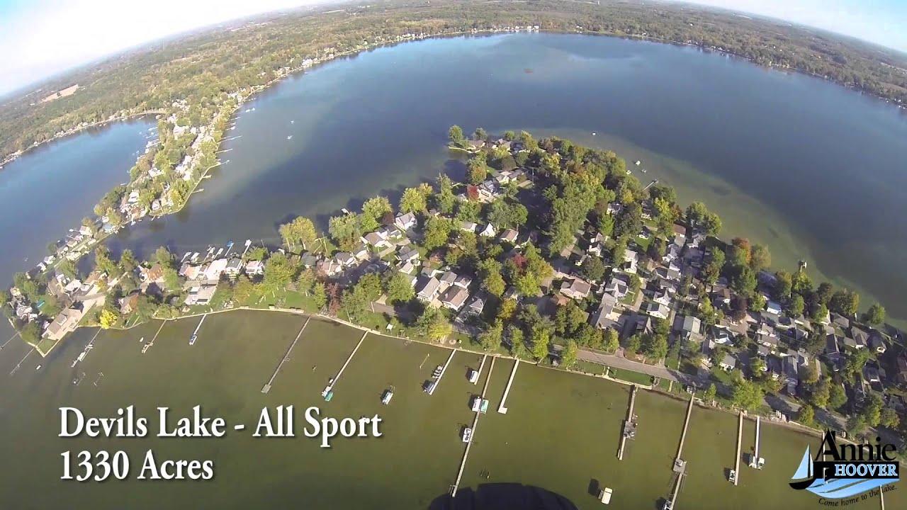 Devils Lake Flint Michigan Wwwtopsimagescom