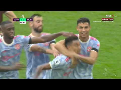 West Ham Manchester United Goals And Highlights