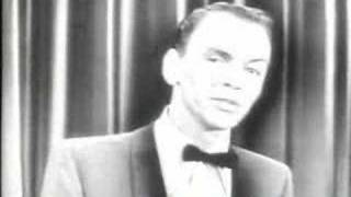 Colgate Comedy Hour - Frank Sinatra - Come Rain Or Come Shine/World On A String/Black Magic (1953)