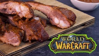 ℗ Costillas a la cerveza de World Of Warcraft | SuperPilopi
