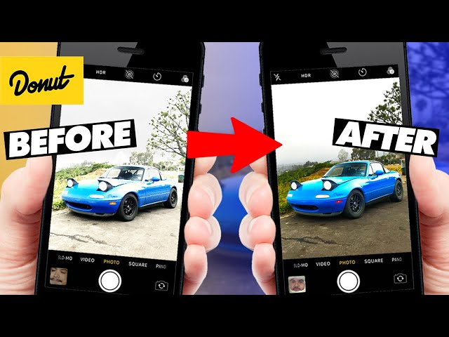 Stop Taking Bad Pictures of Your Car | Wheelhouse