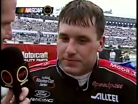 2002 Pennsylvania 500 Bill Elliott Victory Lane