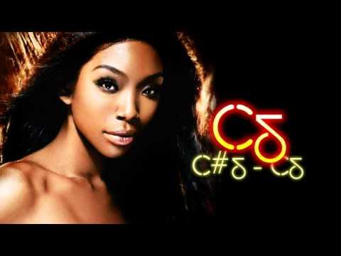 (HD) Brandy's Vocal Range - Human: G2 - F#5 (2008)