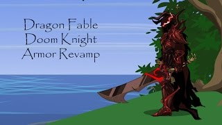 Dragon Fable Doom Knight Armor Revamp