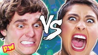 Shake that BOX BUTT! Messy twerking competition  Vitaly vs Jetta  pocket.watch
