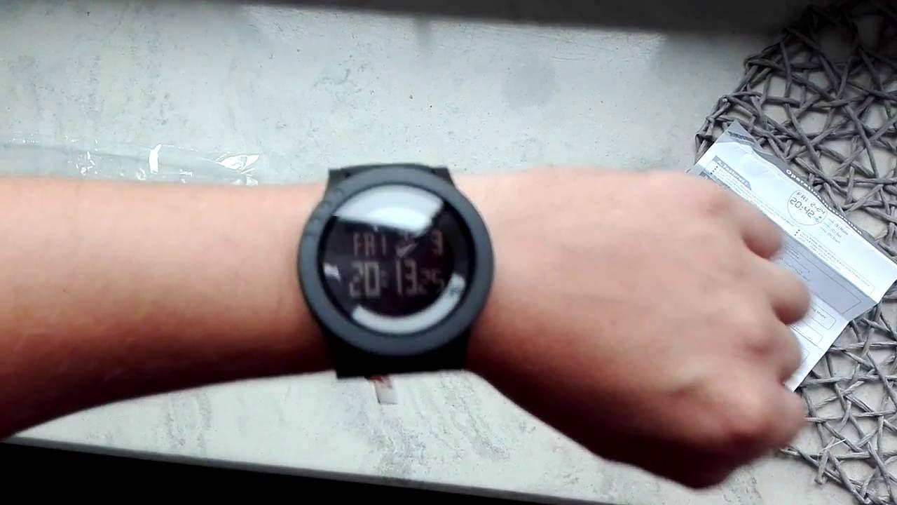 09638d2cccf zegarek Skmei 1142 gearbest.com unboxing - YouTube