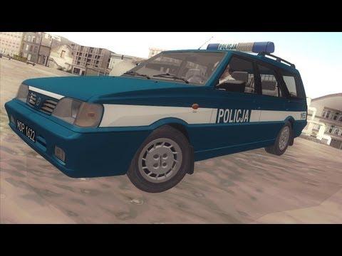 Daewoo-FSO Polonez Kombi 1.6 GSI Police 2000