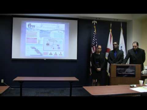 SDO Team 6: Fresnel Lens Water Filtration System, FIU ME Spring 2015