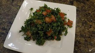 Очень вкусный Еврейский салат