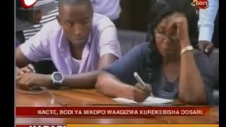 NACTE, Bodi ya Mikopo Kurekebisha Dosari