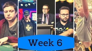 2019 World Series of Poker Highlights: Week 6