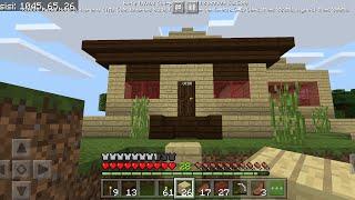 Membuat Rumah Ucok PART#2 [Minecraft Pocket Edition]