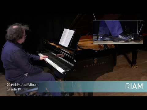 Dreamy Jack: Philip Martin - RIAM Grade IV 2019