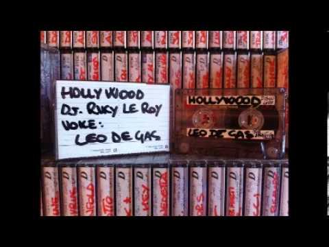 Ricky Le Roy & Leo De Gas @ Hollywood Roma 10.08.1996 HD
