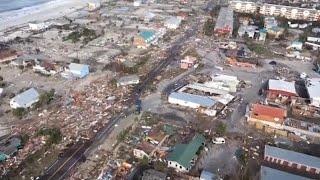הוריקן מייקל פלורידה סופה מושל ריק סקוט