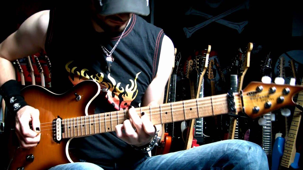 Hot For Teacher Guitar Cover - Van Halen Full Hd - Youtube-8128