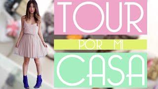 HOUSE TOUR | TOUR POR  MI CASA | CAELI