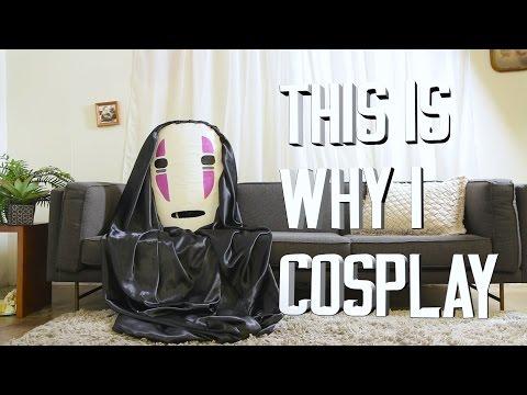 Why I Cosplay