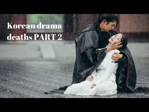 Korean Drama Deaths Part 2 Sad Scarlet Heart Ryeo