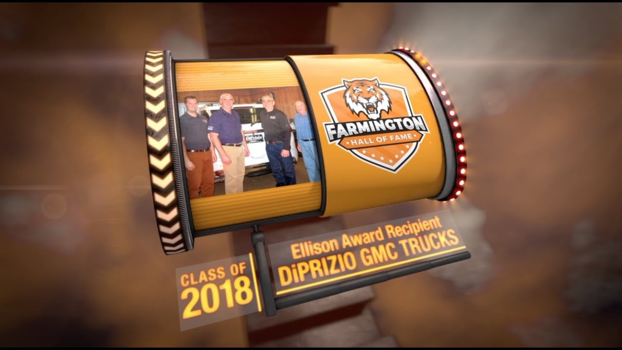 diprizio gmc truck farmington tigers athletics