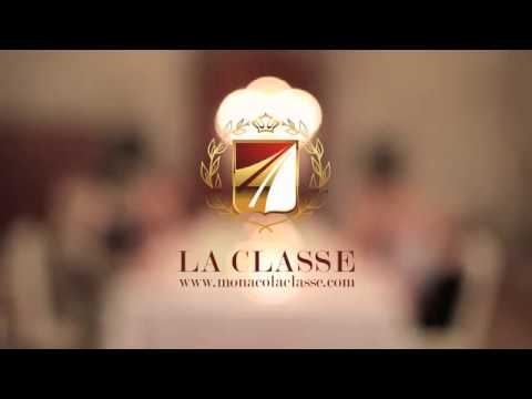 Celebrating La Classe Gala dinner - a very special event for our VIP clients