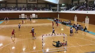 2019年 京都IH予選決勝 洛北vs北嵯峨 前半
