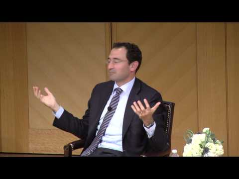 Steers Center for Global Real Estate 2015 Luminaries Event: A Conversation with Jonathan Gray