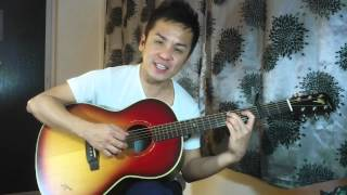 K Yairi RF95 Guitar Review in Singapore