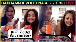 Rashami Devoleena On Relation With Sidharth Shukla, Asim New Song, Shehnaz Swayamvar | FULL VIDEO