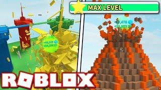 REACHING NEUE MAX LEVEL 55 in DESTRUCTION SIMULATOR!! *NEUE AREA UPDATE!* (Roblox)
