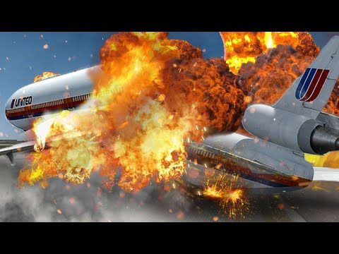 The Impossible Landing | DC-10 Crash | New Flight Simulator 2017 [P3D 4.0 - Ultra Realism]