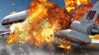 The Impossible Landing | DC-10 Crash | New Flight Simulator 2017 [P3D 4.0 - Ultra Realism]