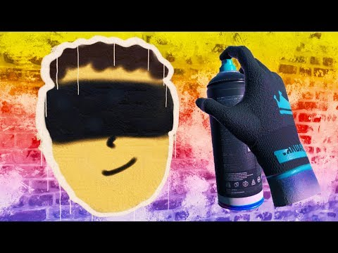 VR Multiplayer Graffiti Pictionary! - Kingspray Graffiti VR Gameplay - VR HTC Vive Pro