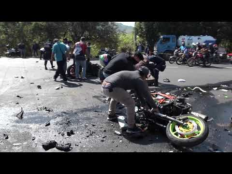 Fatal Accidente Deja Dos Motociclistas Fallecidos Y Uno En Estado De Gravedad
