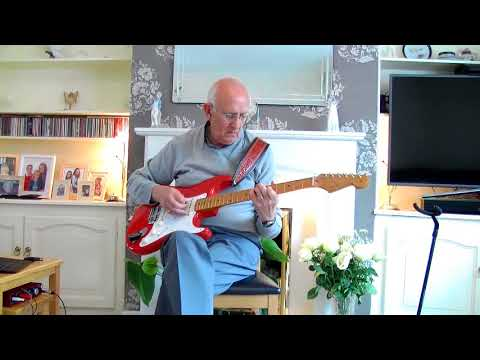 Donna - Ritchie Valens - instrumental cover by Dave Monk