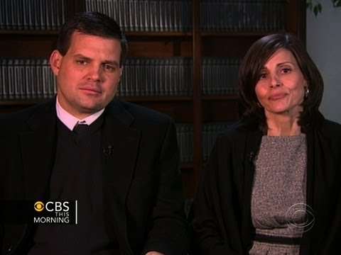 CBS This Morning - Paterno's son and daughter remember their father