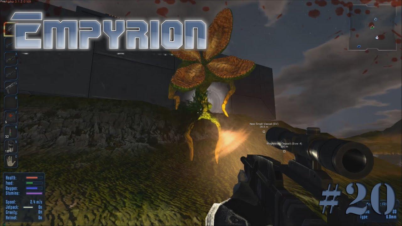 how to play empyrion experimental alpha