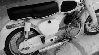 Honda Dream 300 CA77