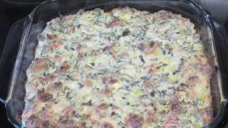 Hot Spinach & Artichoke Dip Recipe! Quick & Simple for Parties