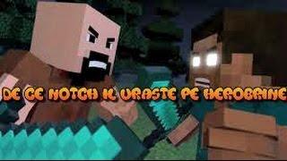 Minecraft | De ce Herobrine il uraste pe Notch