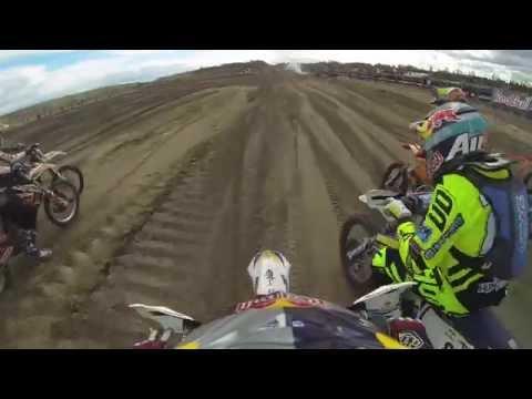 David Leonov GoPro Onboard | 2015 Red Bull 111 Megawatt Full  Lap