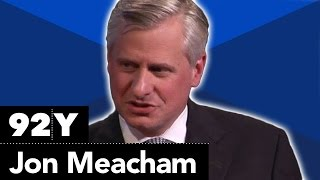 Jon Meacham with George Stephanopoulos on Destiny and Power