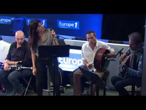 Nolwenn Leroy chante I see Fire, une reprise d'Ed Sheeran, en live