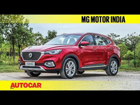 MG Motor India – What you can expect | Preview | Autocar India